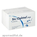 SIC OPHTAL SINE - 120X0.6 ML