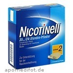 Nicotinell 35MG 24 Stunden Pflaster TTS20