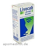 LIVOCAB direkt Kombip.3ml AT+5ml NSpray / 1 P