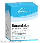 BASENTABS pH Balance Pascoe Tabletten