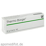 THERMO BUERGER SALBE - 50 G