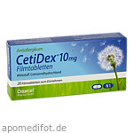 Produktbild: CetiDex 10mg 20 ST