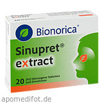 Sinupret extract 20 ST