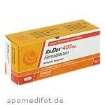 Produktbild: IbuDex 400mg 50 ST