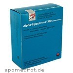 ALPHA LIPOGAMMA 300 - 10X10 ML