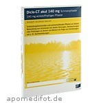 Diclo - CT akut 140 mg Schmerzpflaster