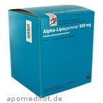 ALPHA LIPOGAMMA 600 INF - 20X24 ML