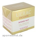 Lierac Exclusive Intense Nuit Nachtcreme