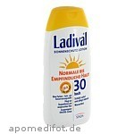 LADIVAL NORM B EMPF LSF 30 - 200 ML