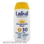 Ladival allerg. Haut Gel LSF30  200 ML