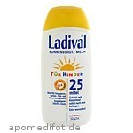 LADIVAL KINDER MILCH LSF25 - 200 ML
