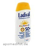 Ladival Kinder Sonnenmilch LSF50+