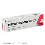 HEPATHROMB Creme 60 000 I.E. / 100 g