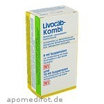 LIVOCAB Kombip.4ml AT+10ml NSpray / 1 St