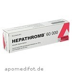HEPATHROMB Creme 60 000 I.E. / 50 g
