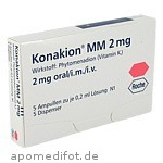 KONAKION MM 2MG - 5 ST
