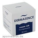 DERMASENCE CREAM RICH - 50 ML