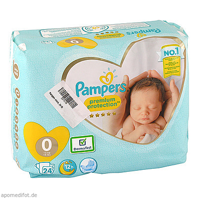 Pampers Micro 24 St., Procter & Gamble GmbH