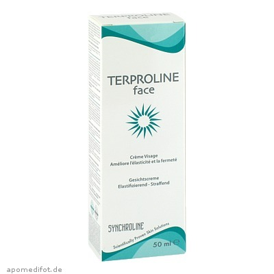 SYNCHROLINE TERPROLINE Face 50 ml, General Topics Deutschland GmbH