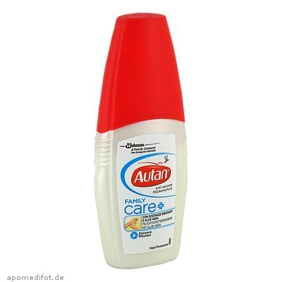 Autan Family Care Pumpspray 100 ml, SK Pharma Logistics GmbH