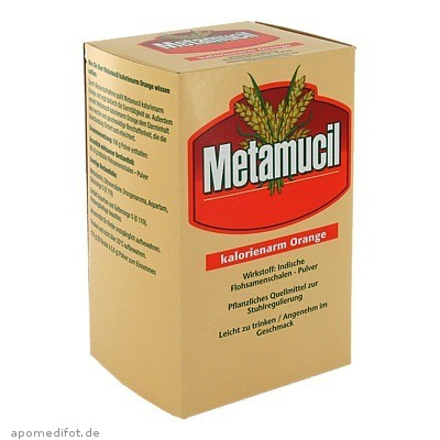 METAMUCIL kalorienarm Orange 30X5.8 g, Procter & Gamble GmbH
