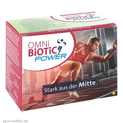 Omni Biotic Power 28X4 g, INSTITUT ALLERGOSAN Deutschland (privat) GmbH