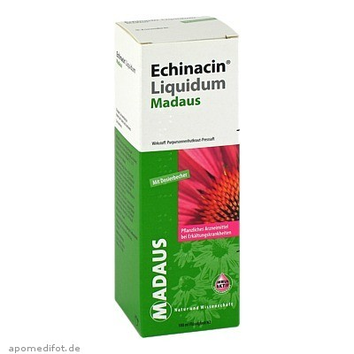 ECHINACIN 100 ml, Meda Pharma GmbH & Co. KG