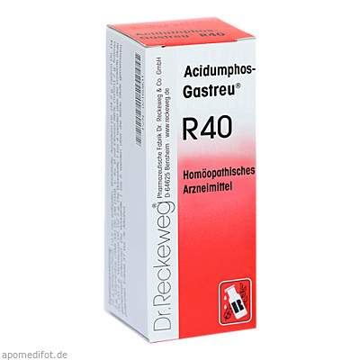 Acidumphos Gastreu R40 50 ml, Dr.Reckeweg & Co. GmbH