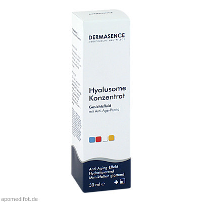 Dermasence Hyalusome Konzentrat 30 ml, P&M Cosmetics GmbH & Co. KG