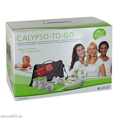 Ardo Calypso-to-go Milchpumpe 1 St., Ardo Medical GmbH