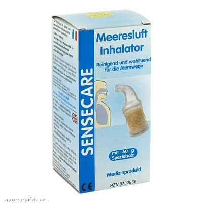 AMV Meeresluft Salzinhalator 1 St., Apotheken Marketing Vertrieb