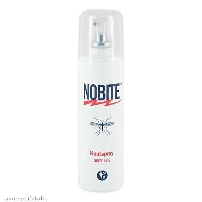 NOBITE Haut Spray 100 ml, Tropical Concept Sarl