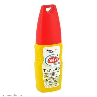 Autan Tropical Pumpspray 100 ml, SK Pharma Logistics GmbH