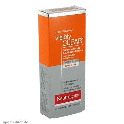 Neutrogena Visibly Clear Feucht.-Creme 50 ml, Johnson&Johnson Gmbh-Chc