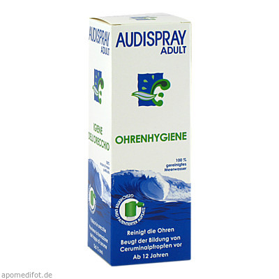 AUDISPRAY adult 50 ml, Laboratoires Diepharmex SA