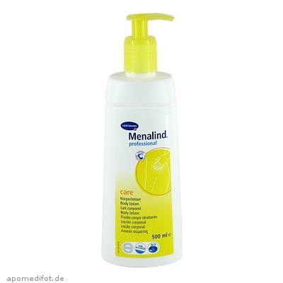 Menalind professional care Körperlotion 500 ml, Paul Hartmann AG