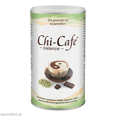 Chi-Cafe balance 180 g, Dr.Jacobs Medical GmbH