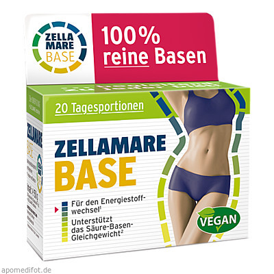 Zellamare Base Unterwegs 20 St., Quintessenz health products GmbH