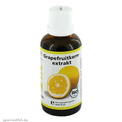 Grapefruitkernextrakt-Bio 50 ml, Sanitas GmbH & Co. KG