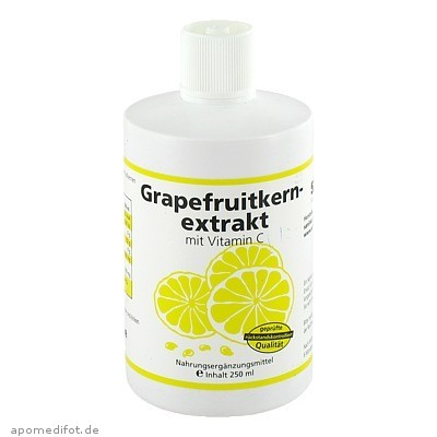 Grapefruitkernextrakt 250 ml, Sanitas GmbH & Co. KG