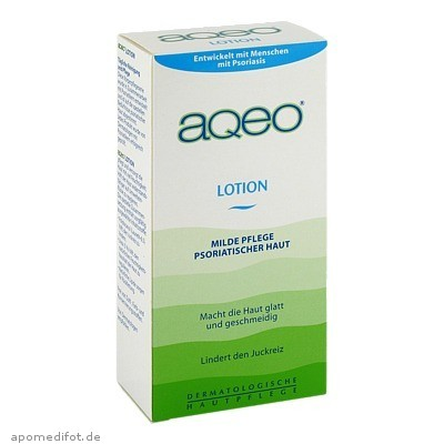Aqeo Lotion 200 ml, Almirall Hermal GmbH