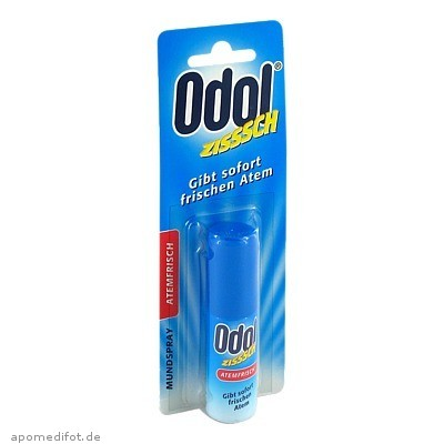 ODOL MUNDSPRAY M BLISTER 15 ml, Gsk Consumer Products
