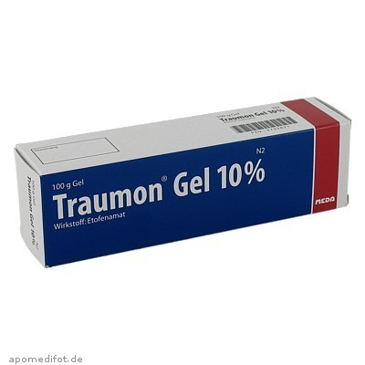 Traumon Gel 10% 100 g, Meda Pharma GmbH & Co. KG