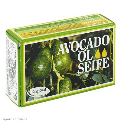 AVOCADO OEL SEIFE 541 WARENPROBE 50 g, M. Kappus GmbH & Co. KG