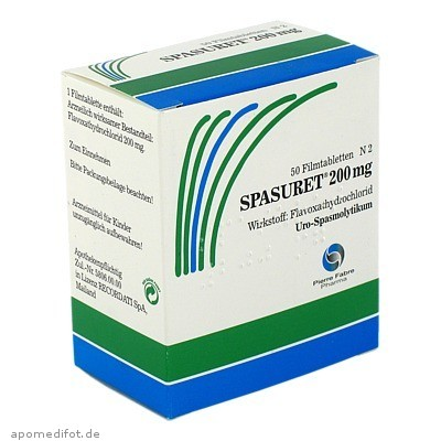 SPASURET 200 50 St., Recordati Pharma GmbH