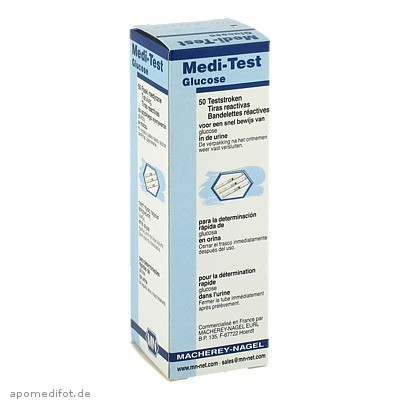 MEDI TEST GLUCOSE 50 St., Macherey-Nagel GmbH & Co. KG