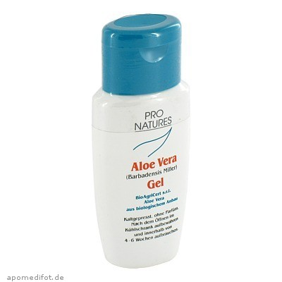 ALOE VERA 100% PUR GEL 50 ml, Imopharm Pharm.Handelsges.Mbh