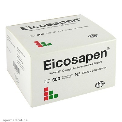 EICOSAPEN 300 St., Med Pharma Service GmbH
