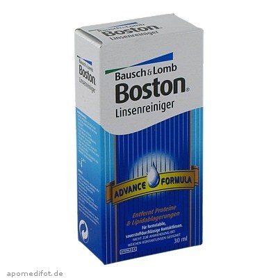BOSTON ADVANCE REINIGER 30 ml, BAUSCH & LOMB GmbH Vision Care