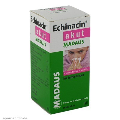 Echinacin akut 50 ml, Meda Pharma GmbH & Co. KG
